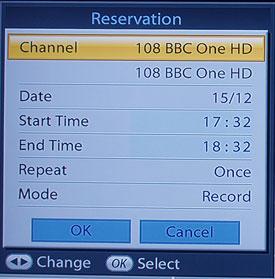 Humax Foxsat HDR Review 500GB, Freesat HD Recorder