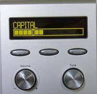 Pure Evoke-2S DX DAB Reception (Capital FM London)