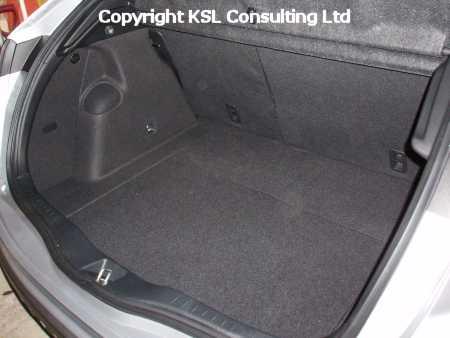 Interior Space U0026 Practicality. UK Honda Civic Boot