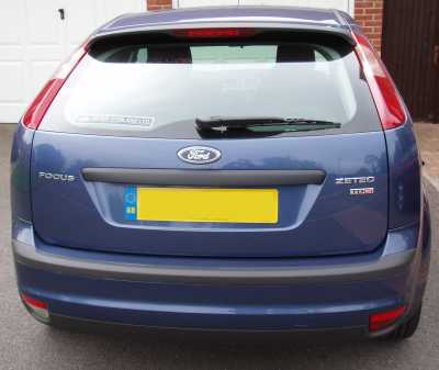 Used Ford Focus Tdci Sel