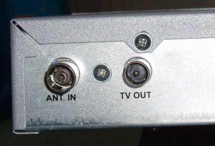 Sony Bravia TV aerial connection problem — Digital Spy