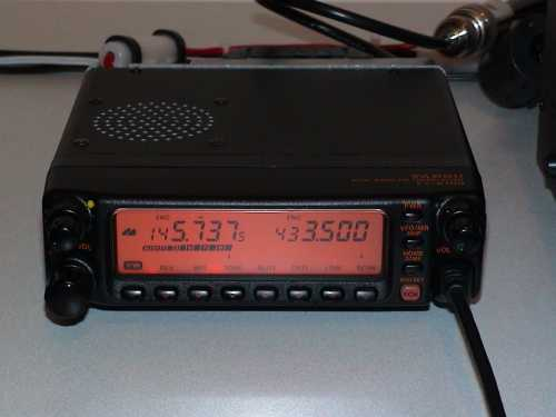 This is an article on faultfinding and repairing Yaesu ham radio ...