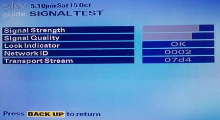 Sky Box Problems, Sky TV Troubleshooting & Digibox Faults