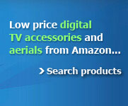 Digital TV accessories & aerials